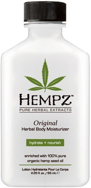 Hempz Original Body Moisturizer - Travel Sized