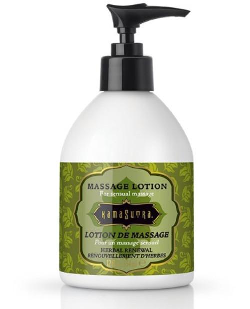 Herbal Renewal Massage Lotion