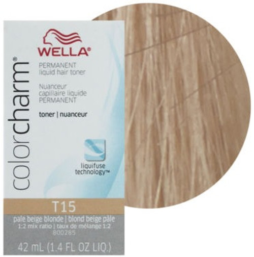 Wella Color Charm T15 1.4 oz