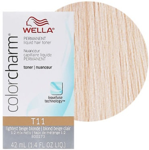 Wella Color Charm T11 1.4 oz
