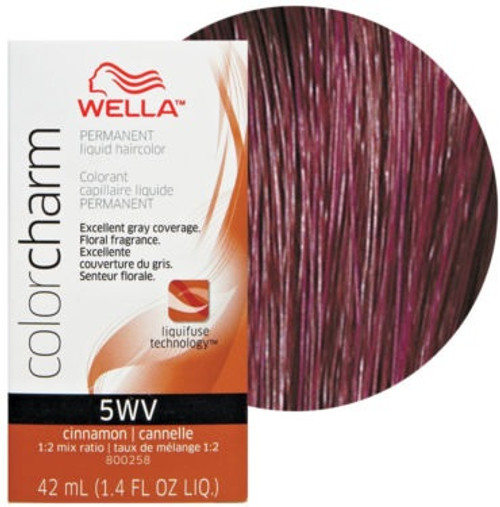 Wella 5WV Color Charm 1.4 oz