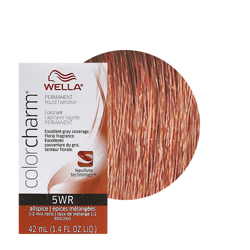 Wella 5WR Color Charm 1.4 oz
