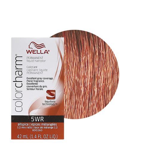 Wella 5WR Color Charm 1.4 oz