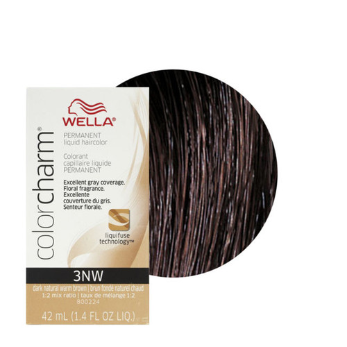 Wella 3NW Color Charm 1.4 oz