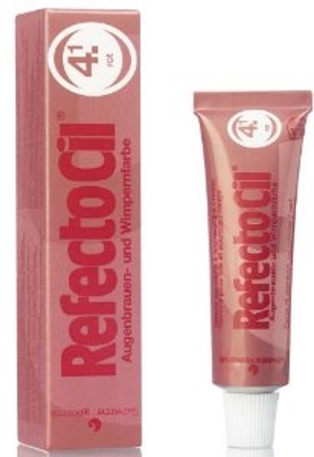 RefectoCil Cream Dye 4.1 - Red