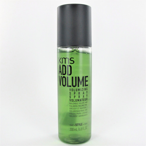 KMS Add Volume Volumizing Spray 4.2 oz