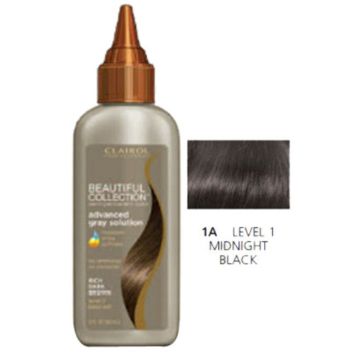 Clairol Beautiful Midnight Black 3 oz