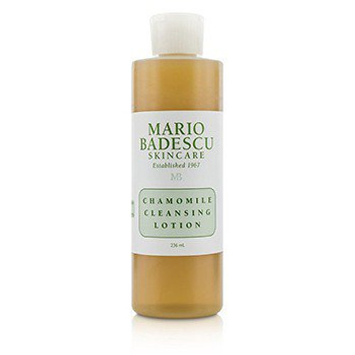 Mario Badescu Chamomile Cleansing Lotion for Dry/Sensitive Skin 8 Oz