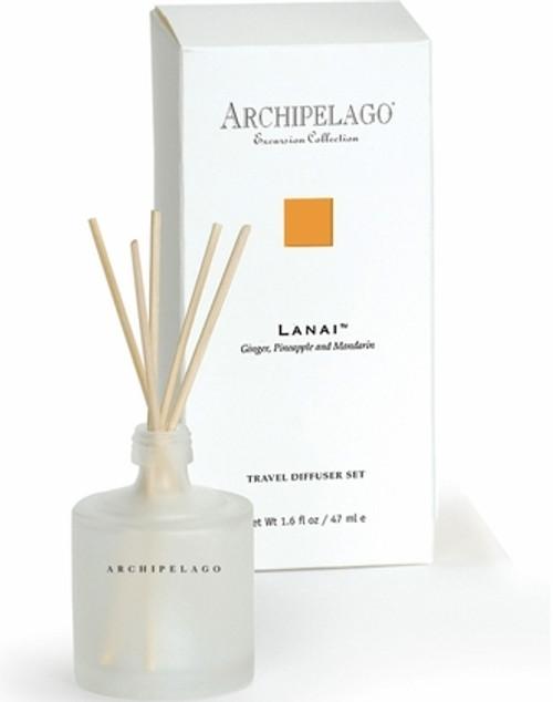 Archipelago Lanai Travel Diffuser