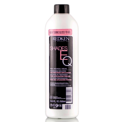 Redken Shades Eq Gloss Gel Proces Sol 16.9