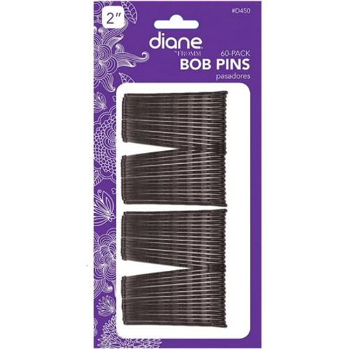 "Bobby Pins 2"" 60-Ct Black"
