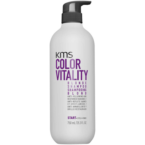 KMS Color Vitality Blonde Shampoo 25.3 oz