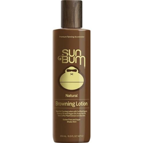 Sun Bum Natural Browning Lotion Tanning 8.5 Oz