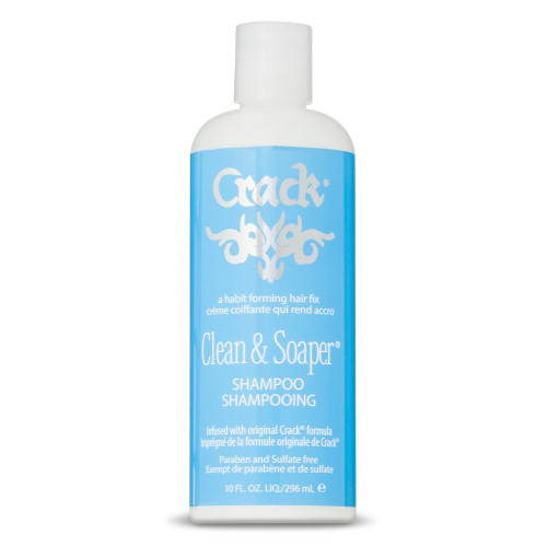 Crack Shampoo 10 oz