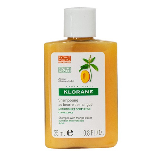 Klorane Mango Butter Shampoo 25 ml