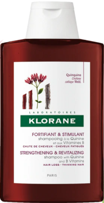 Klorane Quinine & B Vitamins Shampoo