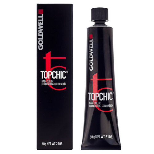 Goldwell Topchic Hair Color 5R 2.1 oz