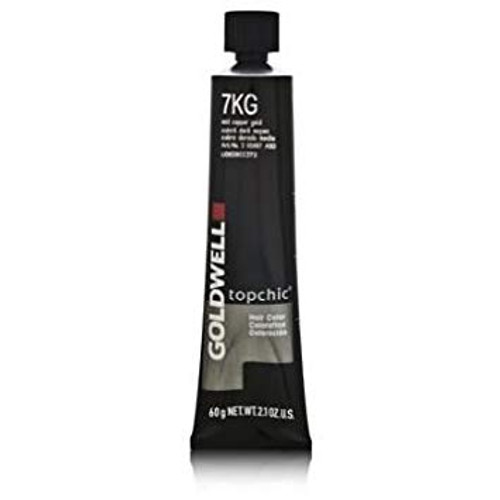 Goldwell Topchic Hair Color 7KG 2.1 oz - Tube