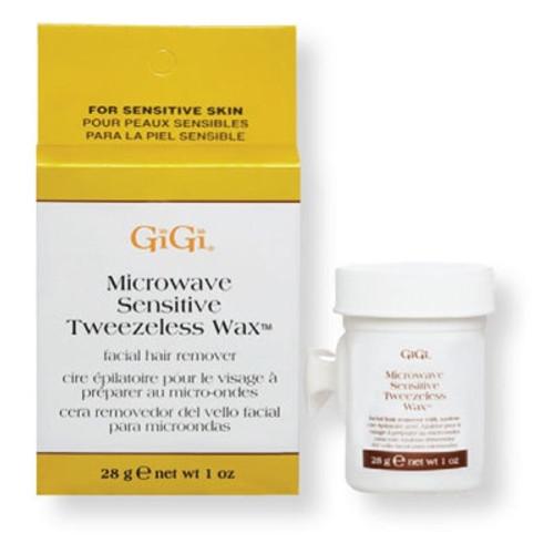 GiGi Sensitive Tweezeless Wax Microwave Formula