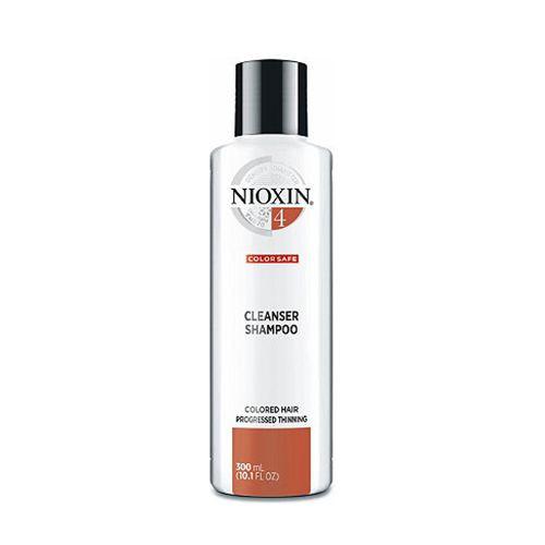 Nioxin System 4 Cleanser 10 oz