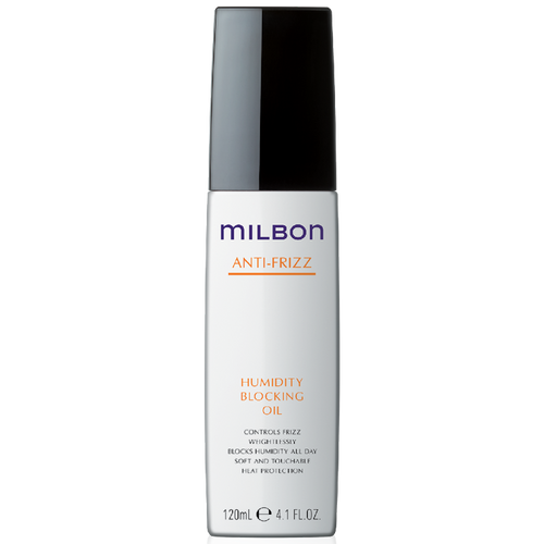 Milbon Anti-Frizz Humidity Blocking Oil 4.1 oz
