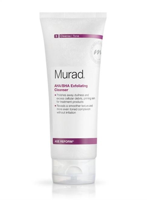Murad AHA/BHA Exfoliating Cleanser 6 oz