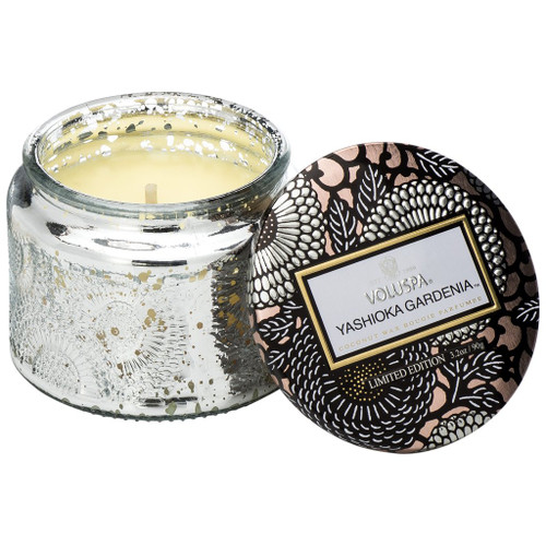 Voluspa Yashioka Gardenia Petite In Jar Candle