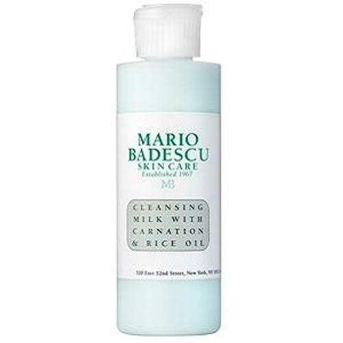Mario Badescu Cleansing Milk with Carnation & Rice Oil 6oz