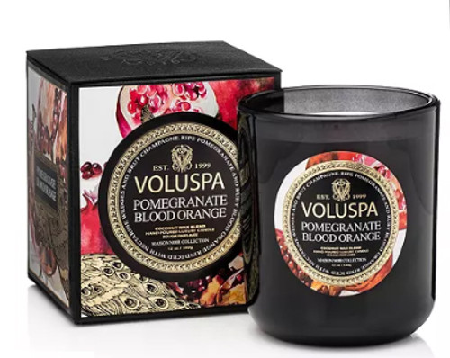 Voluspa Pomegranate Blood Orange Candle Box