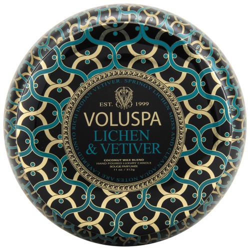 Voluspa Metallo - Lichen and Vetiver