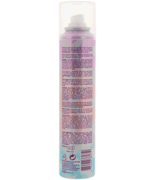 Pureology Wind Tossed Texture Finishing Spray 5 oz, back label