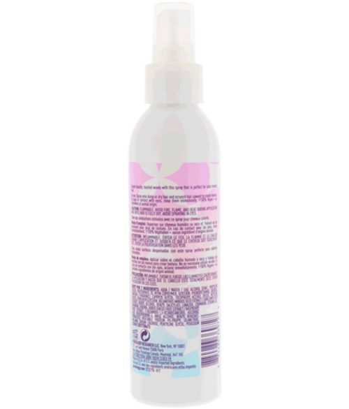 Pureology Beach Waves Sugar Spay 5.7 oz, back label