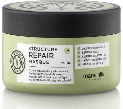Maria Nila Structure Repair Masque 8.5 oz