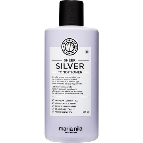 Maria Nila Sheer Silver Conditioner 10.1 oz