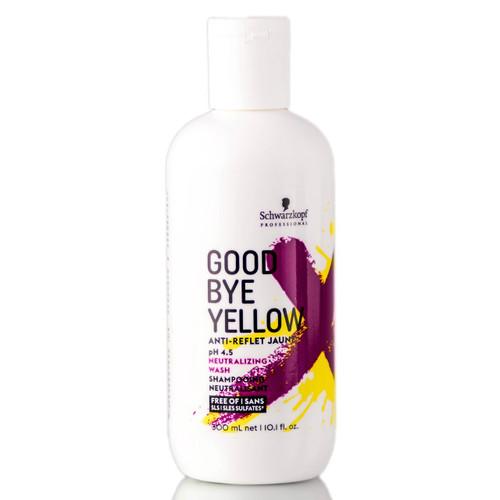 Schwarzkopf Goodbye Yellow Shampoo 10.1 oz