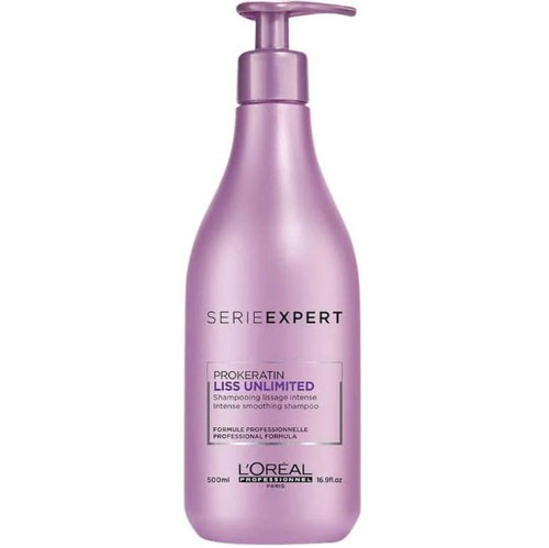 L'oreal Series Expert Liss Unlimited Shampoo 16.9 oz