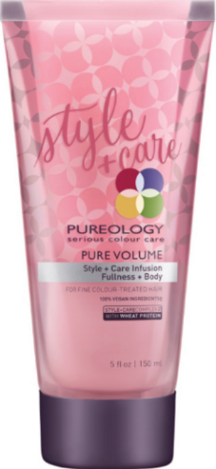 Pureology Pure Volume Style Care Infusion 5 oz