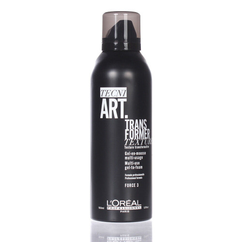 L'Oreal Tecni Art Transformer Texture Gel to Foam 5.1oz