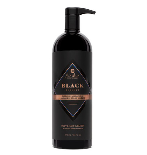 Jack Black Reserve Body and Hair Cleanser 1 L.