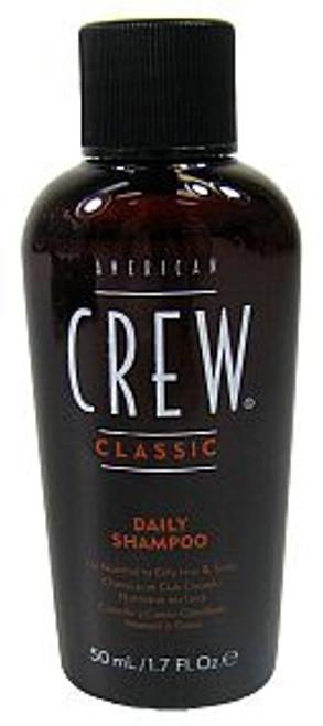 American Crew Daily Shampoo - 1.7 oz Travel Size