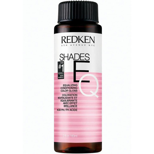 RedKen Shades EQ Gloss 07CB Spice Stone Hair Color 2 oz