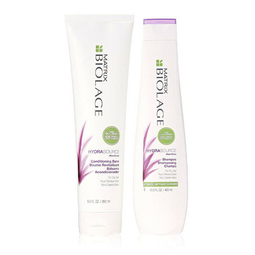 Biolage Hydra Source Shampoo Conditioner Duo 13.5 Oz