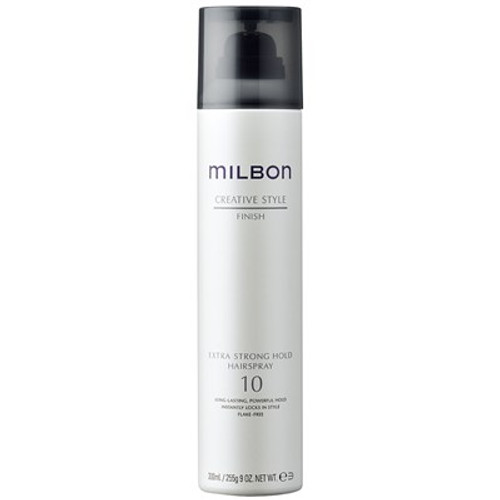 Milbon Creative Style Finish Extra Strong 10 9 oz