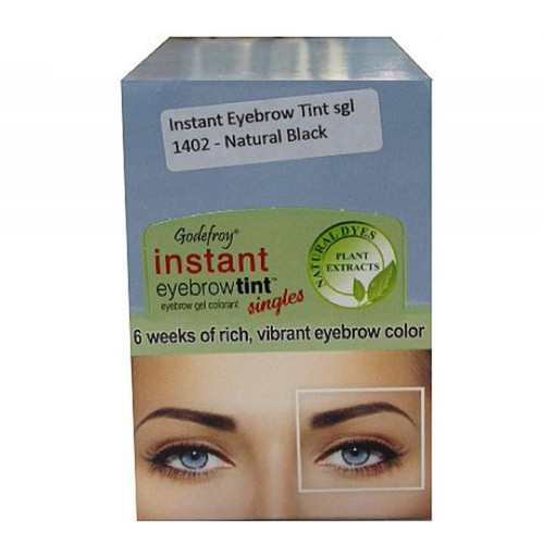 Innovative Beauty Products Natural Black Eyebrow Tint