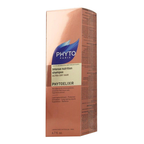 Phyto Phytoelixir Intense Nutrition Subtle Oil 2.5 oz