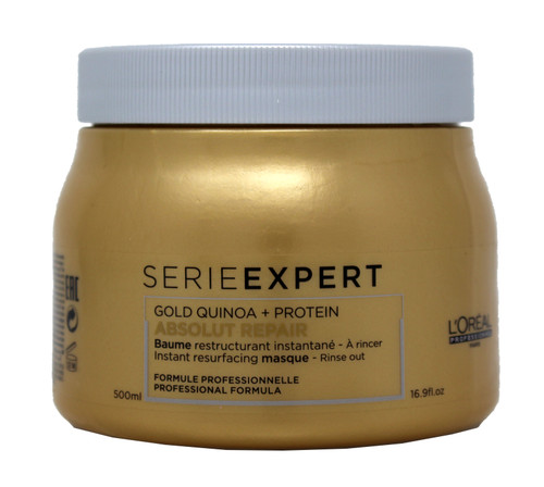 Serie Expert Absolut Repair Gold Masque by LOreal Professional for Unisex - 16.9