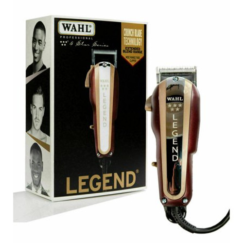 Wahl Professional New Look 5-Star Legend Clipper #8147 - The Ultimate Wide-Range