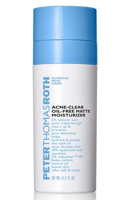 Peter Thomas Roth Acne Clear Oil-Free Matte Moisturizer 1.7 oz