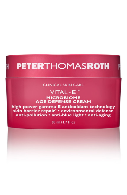 Peter Thomas Roth Vital-e Microbiome Age Defense Cream 1.7oz Skin Care
