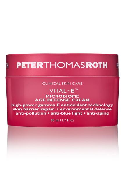 Peter Thomas Roth Vital-e Microbiome Age Defense Cream 1.7oz Skin Care